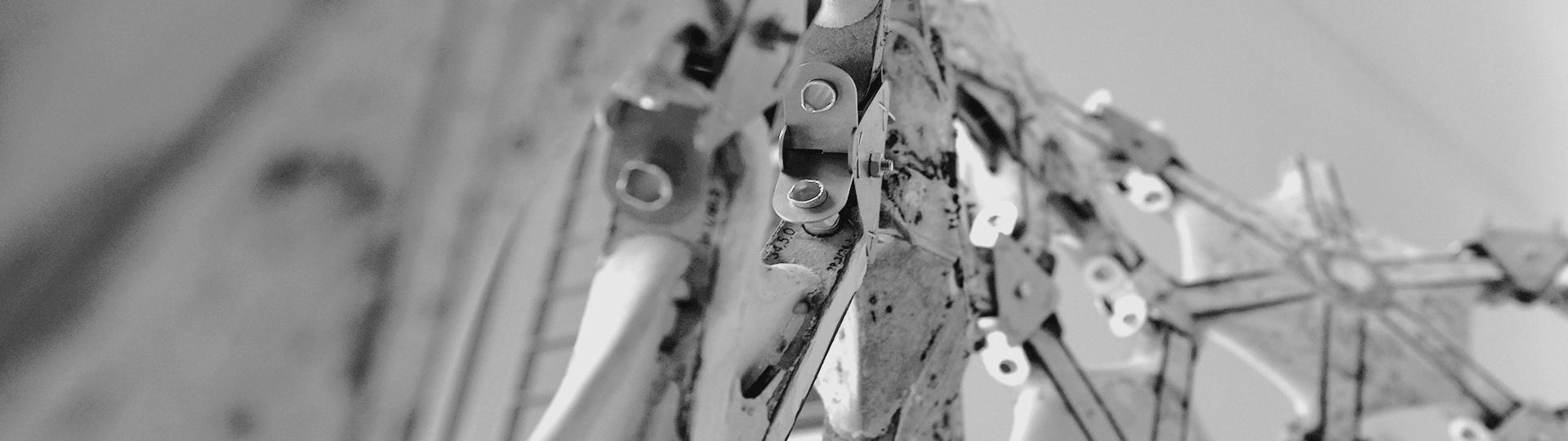 MArch Studio P7/P9 2012 | Géométrie digitale, robotique et treillis en béton fibré
